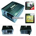 100W Car DC 12V to AC 100V USB Power Inverter Adapter