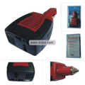 75W Car DC 12V to AC 110V USB Power Inverter Adapter