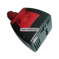 MINI 150W Car DC 12V to AC 220V USB Power Inverter Adapter