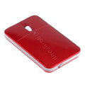 Super Slim 800-1200 DPI 3D USB Optical Mouse 15mm 3-Button Red