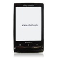 Original Touch Pad With Ribbon For SE X10 MINI - Black