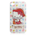 Hello Kitty Pattern Plastic Back Case for Apple iPhone 4th / 4G-4