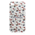 Hello Kitty Pattern Plastic Back Case for Apple iPhone 4th / 4G-5