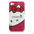 Hello Kitty Pattern Plastic Back Case for Apple iPhone 4th / 4G-7