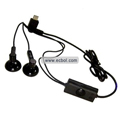 Compatible Earphone for LG GD900 Mobile Phone (Black)