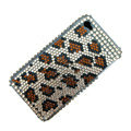 100% Brand New Spot Crystal Bling Rhinestone Diamond Case Skin Cover For iPhone 4 4G
