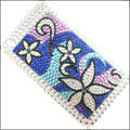 Brand New Colorful Flower Crystal Diamond Rhinestone Cover Case for Apple iPhone 3G 3GS