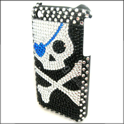 Buy Wholesale Free Shipping Brand New Fashion Cool Skull Crystal