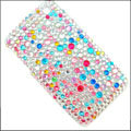 Brand New Pearl Crystal Diamond Rhinestone Cover Case for Apple iPhone 3G 3GS