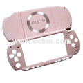 Aluminum Protector Hard Case For Sony PSP 2000 - Pink
