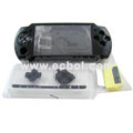 Aluminum Protector Hard Case For Sony PSP 3000 - Black