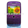 Unlocked BlackBerry 8520 Mobile Phone - Purple