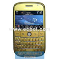 Unlocked Refurbished BlackBerry 9000 - Golden