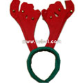 Christmas Antlers C section