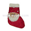 Christmas stocking Velvet E02