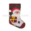 Christmas stocking Velvet Special Christmas party props E0001
