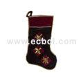 Christmas stocking Velvet Special Christmas party props E0003