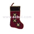 Christmas stocking Velvet Special Christmas party props E0005