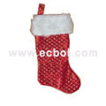 Christmas stocking Velvet Special Christmas party props
