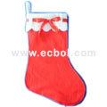 Christmas stocking Velvet Special Christmas party props E0012
