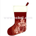 Christmas stocking Velvet Special Christmas party props E0014