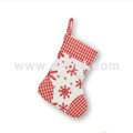 Christmas stocking cotton 36L*23W*38Hcm