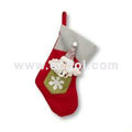 Christmas stocking cotton Special Christmas party props 42L*31W*37Hcm