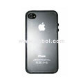 TNF-iPhone-DC002 Dual color PC+TPU Roundish hole design
