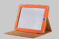 Four stalls iPad Case Portable truck Orange