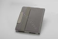 Four stalls iPad Case Portable truck Silver Grey