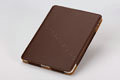iPad leather accessories Frame Type Case Maroon