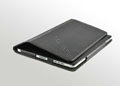 iPad Case Genuine leather No lines Hand-built - Black