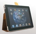 iPad Case High protection of Private Folder - Brown