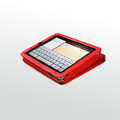 Capdase iPad Original Case Book-type bracket - Red