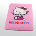 iPad Case Hello Kitty Cute Fashion Silicone Case - Pink