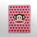 IPAD Silicone Case monkey mouth Green Silicone - More heart monkey