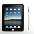 iPad tablet Silicone Case - Black