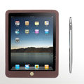iPad tablet Silicone Case - Brown