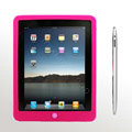 iPad tablet Silicone Case - Pink