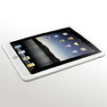iPad tablet Silicone Case - White