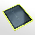 iPad tablet Silicone Case - Yellow