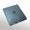 ipad Case tpu case Silicone Case Scrub Smooth - Black