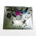 iPad Case Color Covers Hole Pattern back Cover