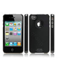 NEW 100% Ice cream Ultra-thin case for iphone 4 - black