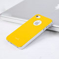 Moshi New arrival Color design cases covers for iphone 4G 4S - Yellow