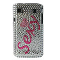 Brand New sexy crystal bling case for Samsung i9000