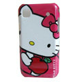 Brand New Hello Kitty Hard Case For Samsung i9000 - rose