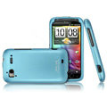 IMAK Ultra-thin color covers for HTC Sensation G14 - blue