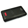 Silicone case for HTC G9 - black
