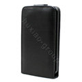 IMAK Leather case For HTC Desire HD A9191 G10 - black